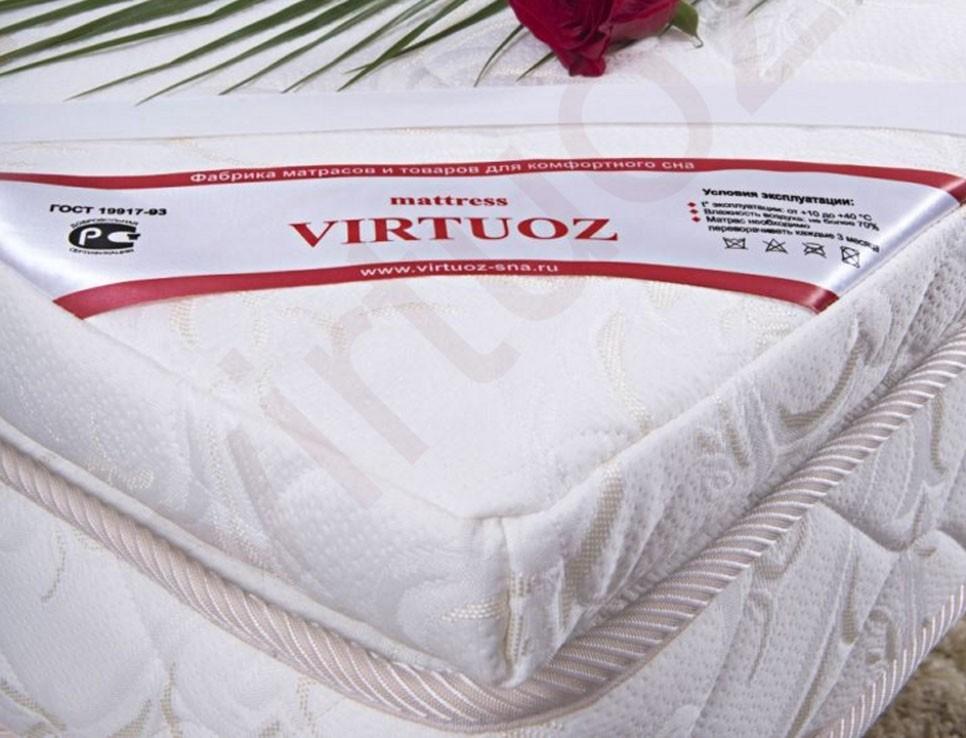 Наматрасник Виртуоз Релакс на резинках