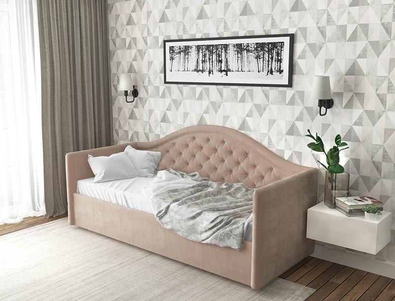 Кровать Лэсти с подъемным механизмом