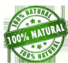 Полностью натуральные материалы